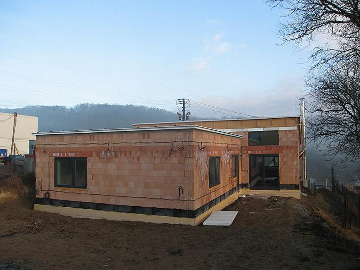 Technický dozor stavby domu